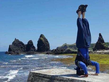 瑜珈與環境
