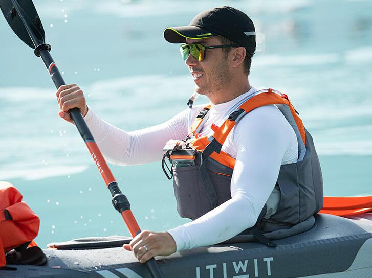 Decathlon benefici della canoa-kayak
