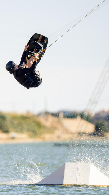 wakeboard chausses