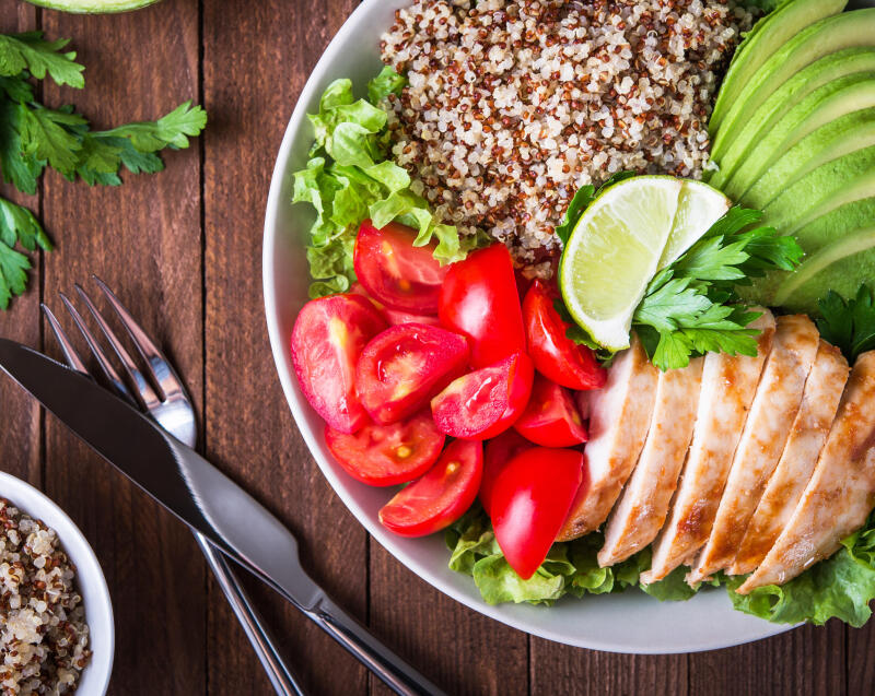 What is protein?   The nutrition guide