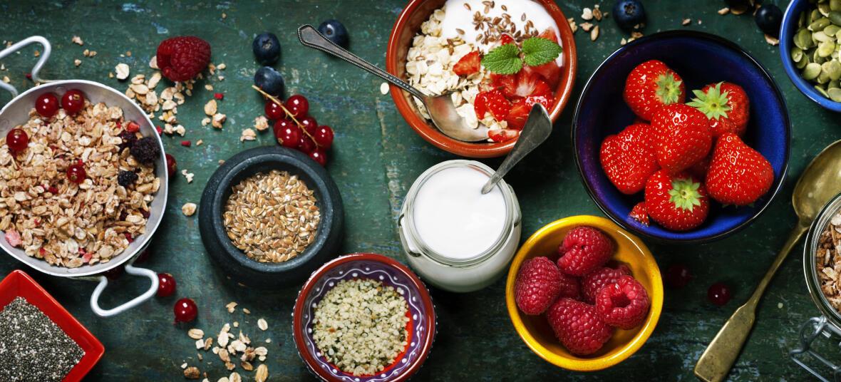 Nutrition | Protéine et équilibre alimentaire