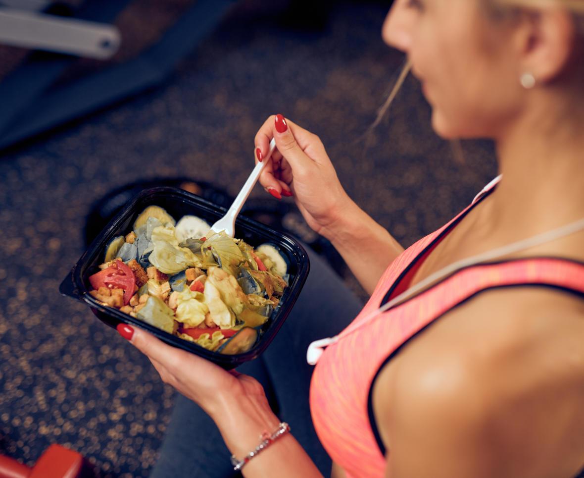 Nutrition |  Consommer de la protéine végétale pour la musculation.