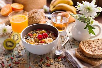 Pourquoi prendre de la protéine au petit déjeuner ?