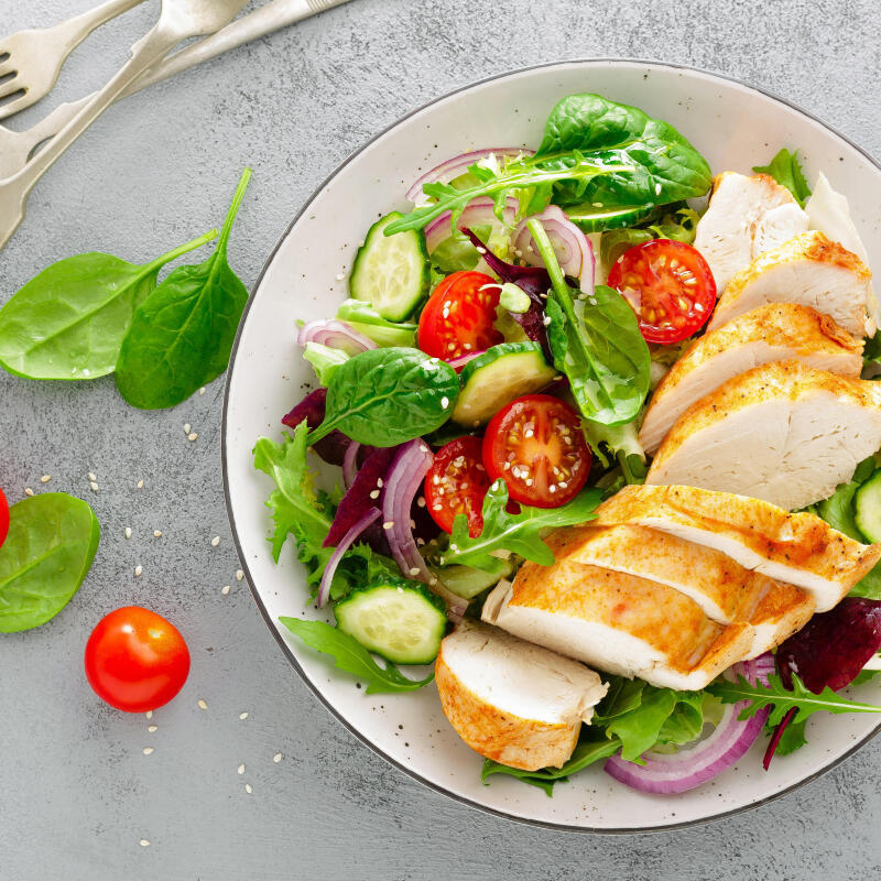 Protein-rich foods: where can you find protein?