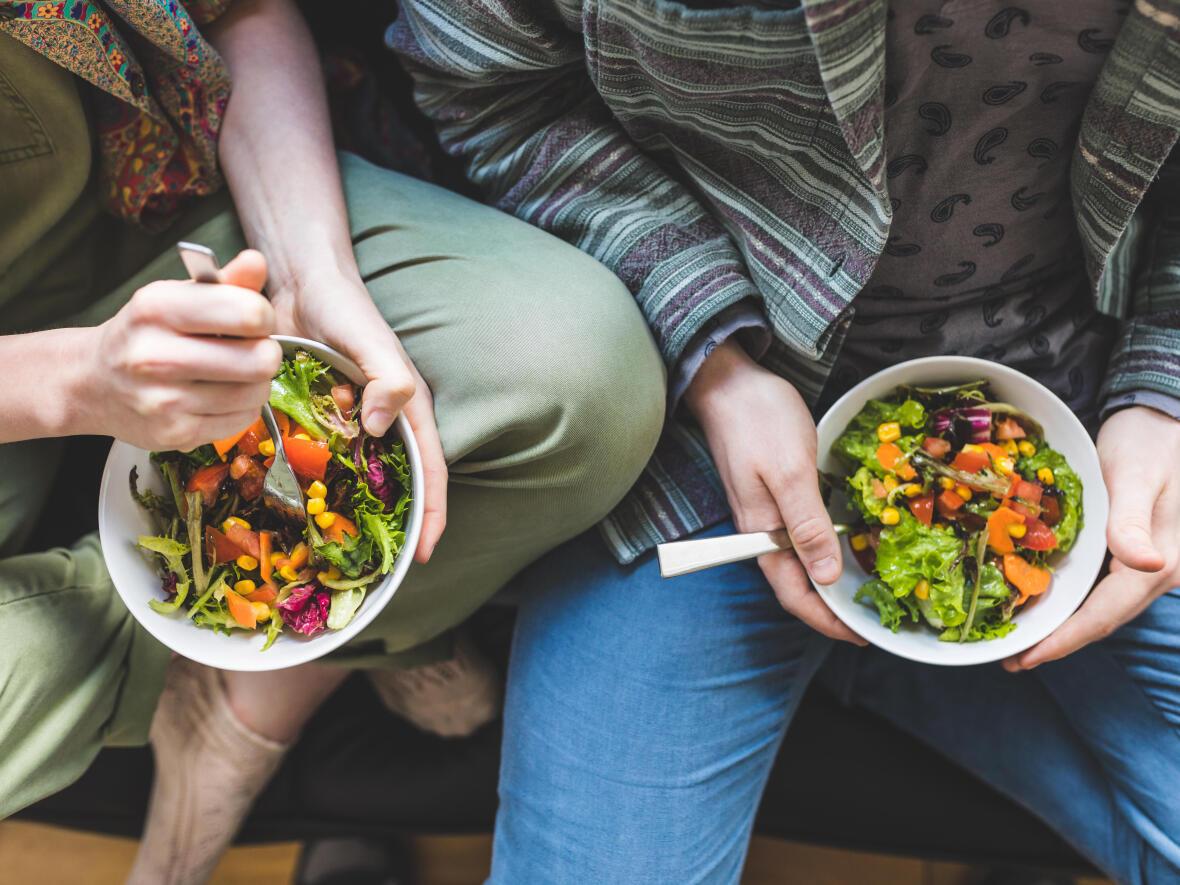 健康飲食和運動