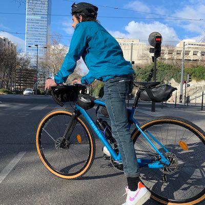 Vélo de ville Lyon - Vélo pliant Lyon - Vélo électrique Lyon