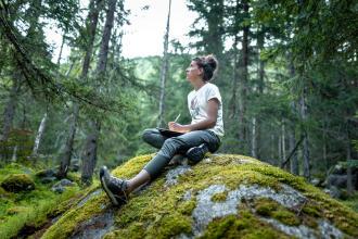 Bewust bewegen, bewust ademen