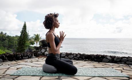 Meditatie en yoga apps