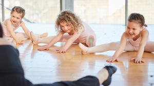 10 Fun Stretches For Kids