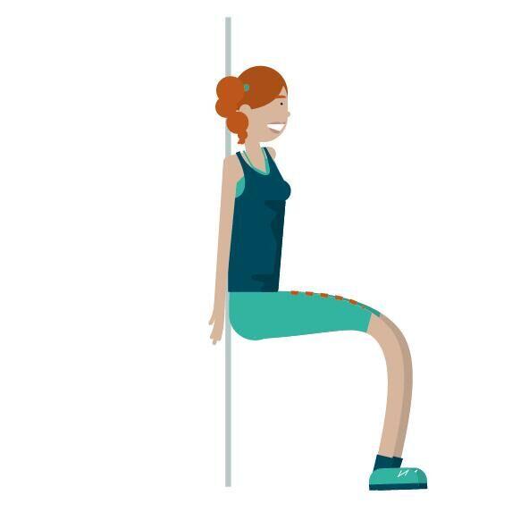 在家運動簡易健身規劃