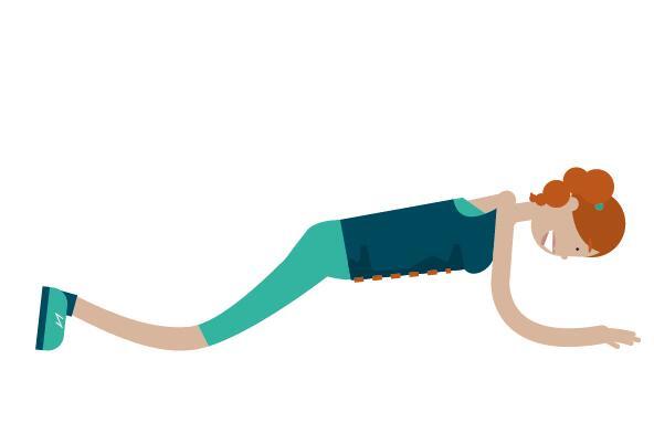 Programme sport à la maison : une semaine d'exercices faciles
