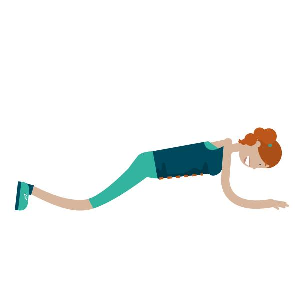 programme exercices faciles sport à la maison