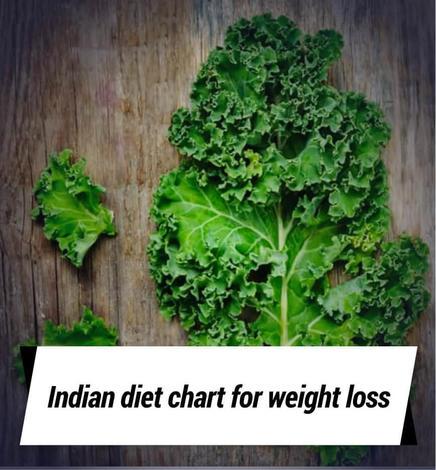 Indian Diet Chart