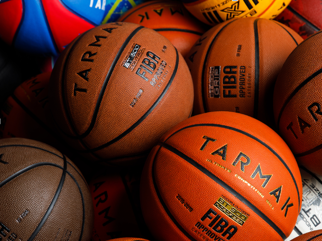 Sports Balls for Sports Day