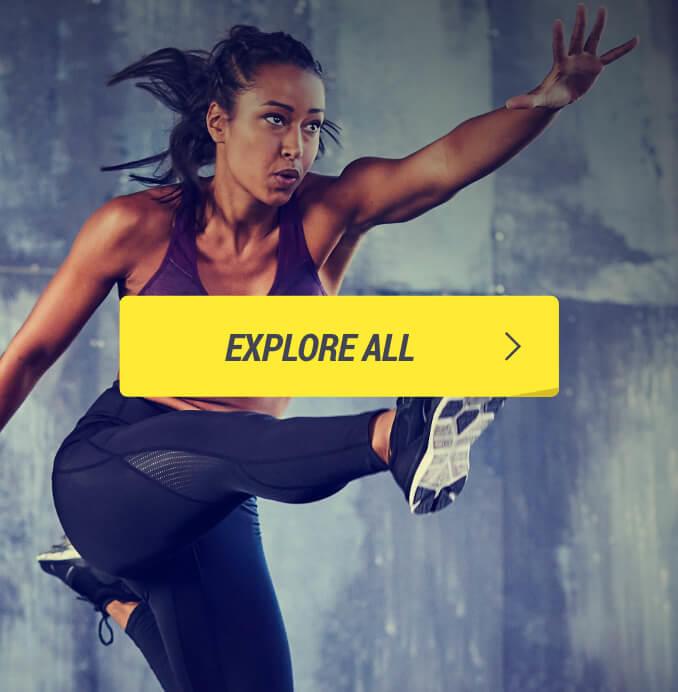 Decathlon Fitness Category Cardio Collage CTA