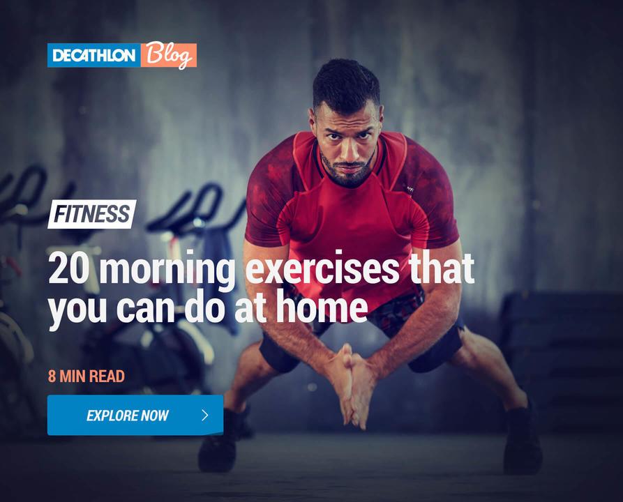 Decathlon Fitness Category Blog Main