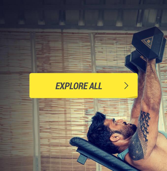 Decathlon Fitness Category Bodybuilding Collage CTA