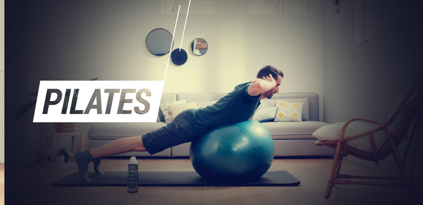 Decathlon Fitness Category Pilates Collage