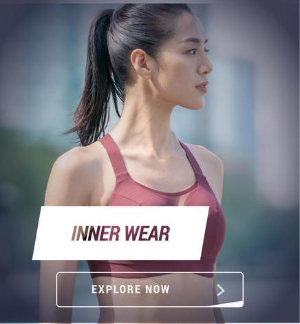 Decathlon Women Inner Wear Collection, Ladies Inner Wear, women Inner wear Products