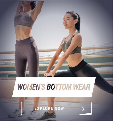Decathlon Women Bottoms, Women Bottom Wear