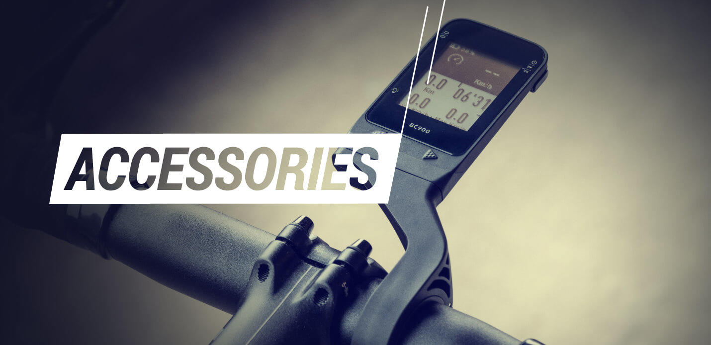 Cycling Accessories Header