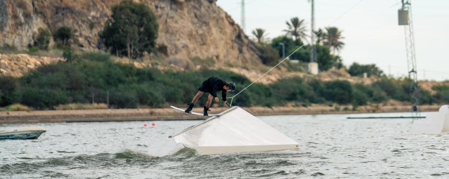 wakeboard wake park