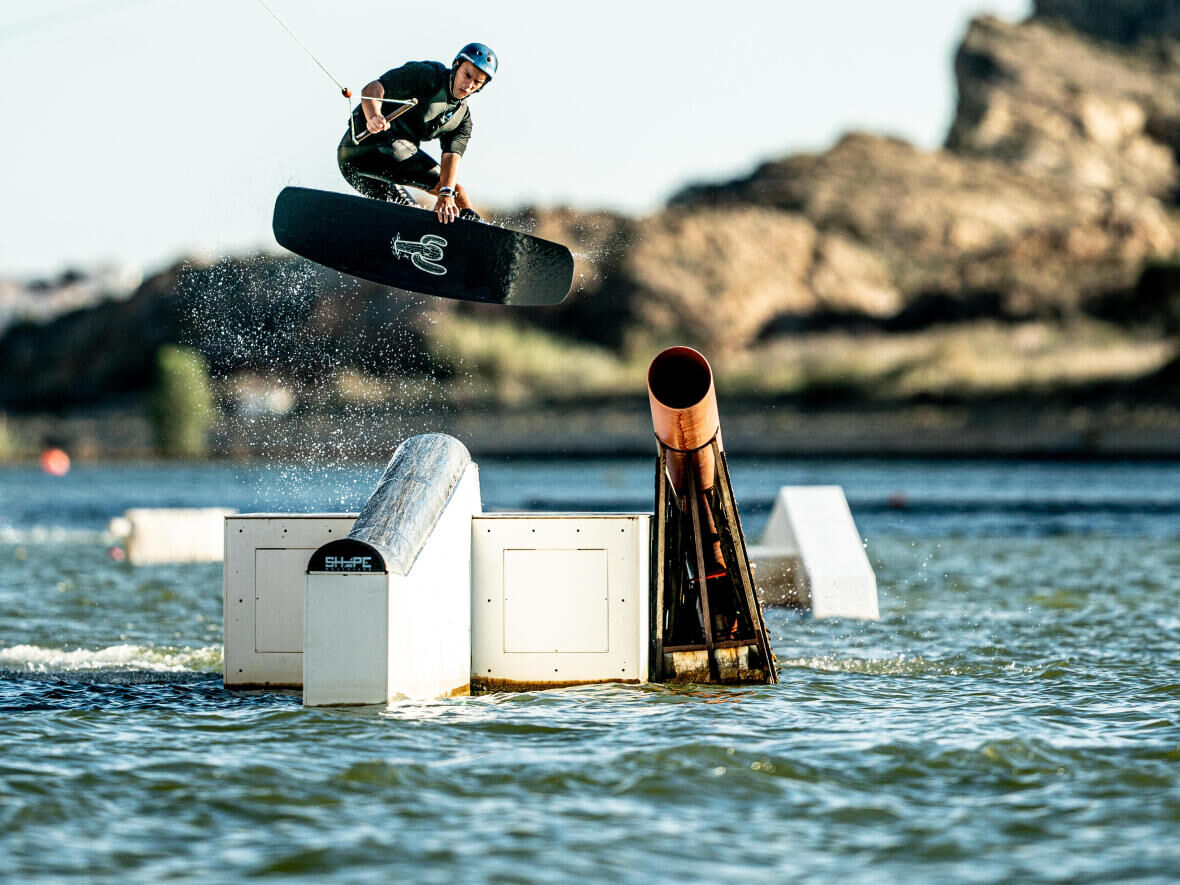 wakeboard cable park