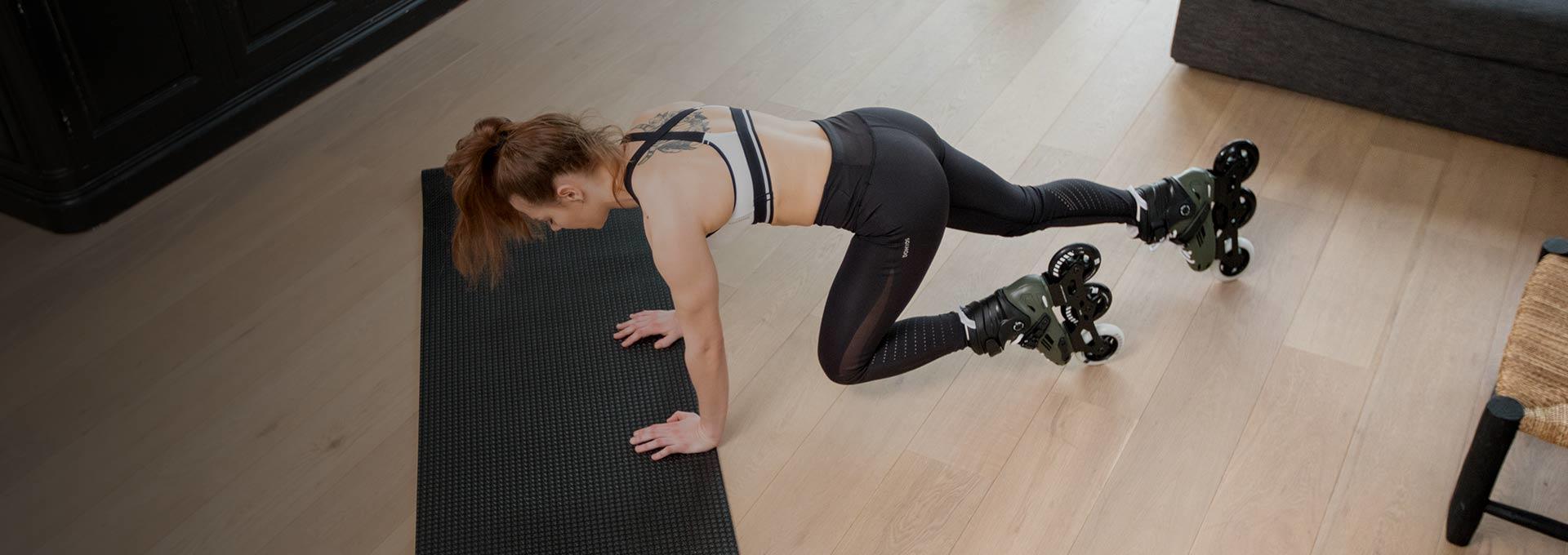 plan d'entrainement roller training