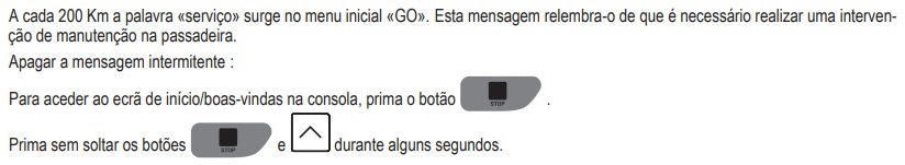 go service