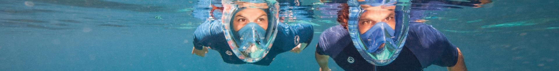Snorkeling and Diving Masks