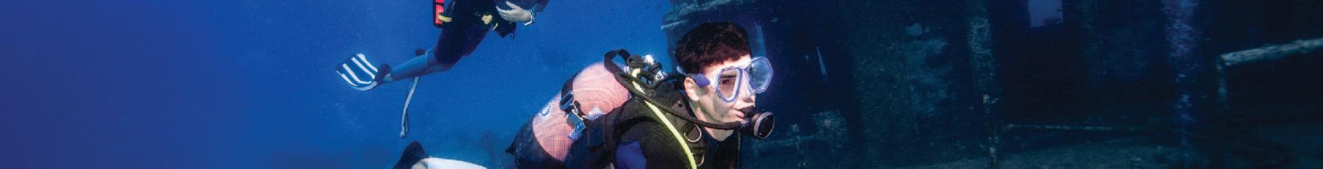 Buoyancy Compensator Device(BCD)
