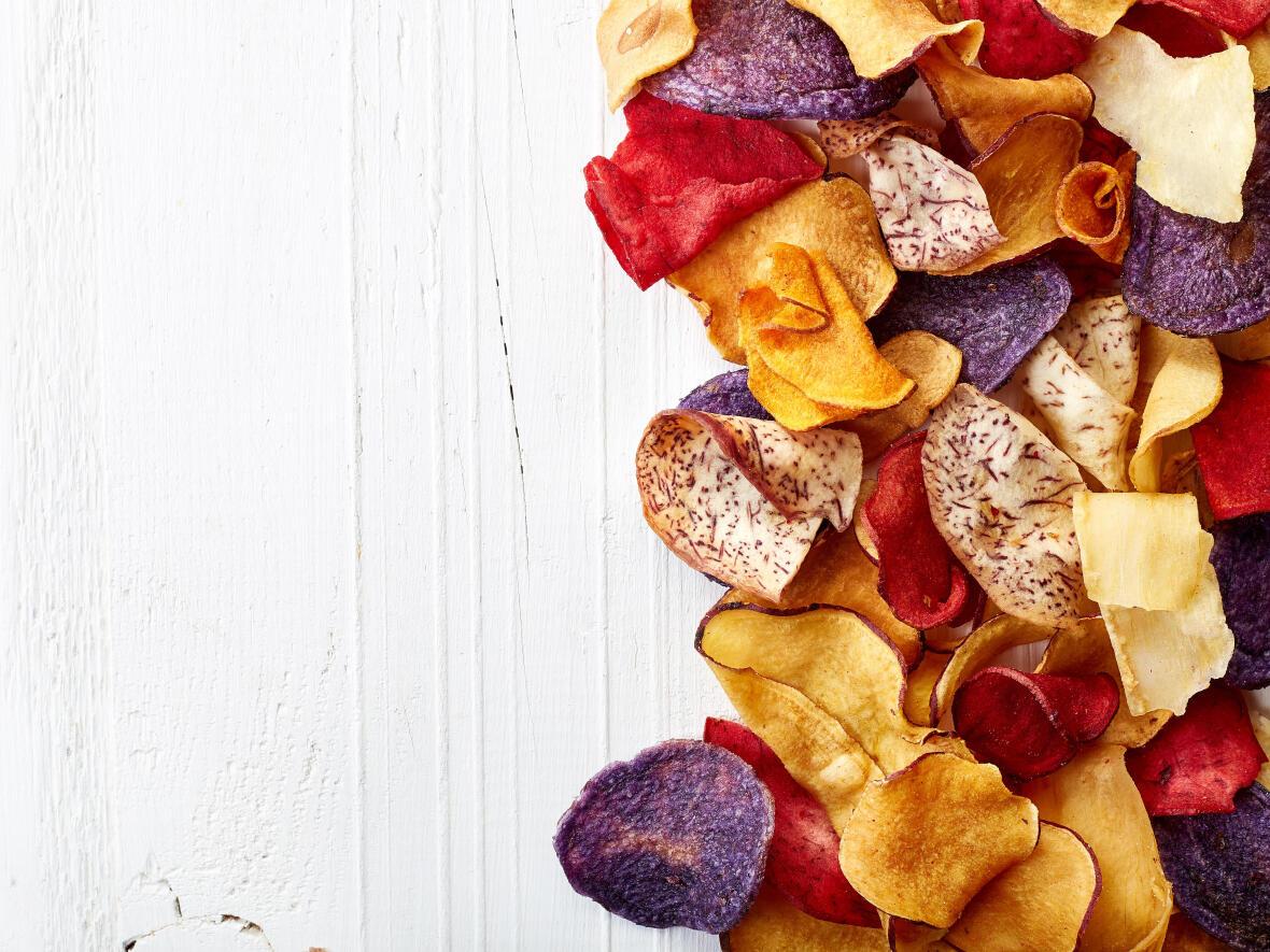 Recette : Confectionnez vous-même vos chips de légumes
