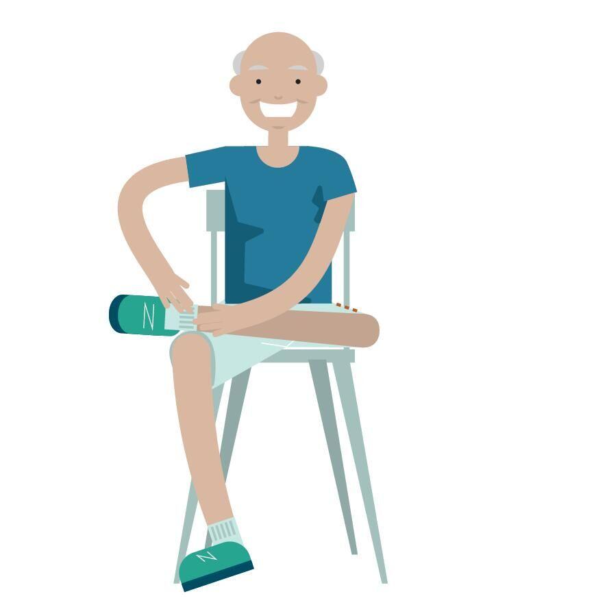 programme exercices faciles sport à la maison après 70 ans