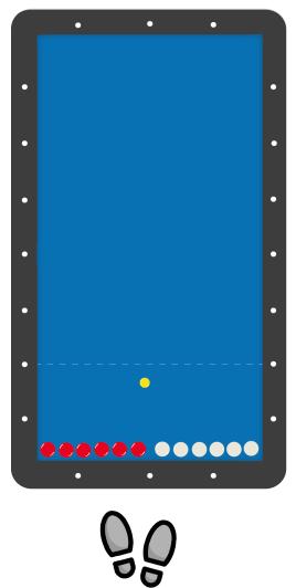 schéma pétanque billard