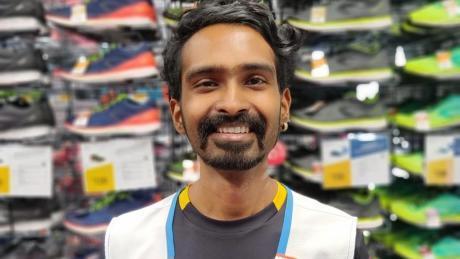 Anand Sukumar