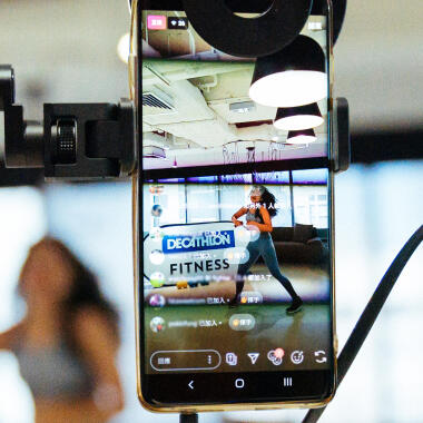 線上健身 | 重溫:「雙人運動班」系列 - 在家中與另一半一起強化體格