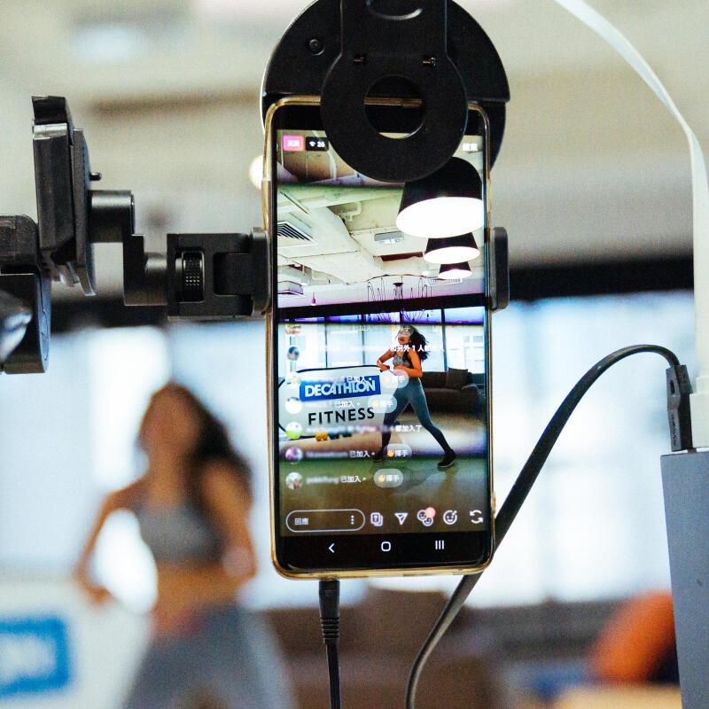 線上健身 | 重溫:家居運動訓練:多功能交叉訓練伏地挺身滾輪教學