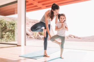 瑜珈 | 瑜珈對孩子發展的好處