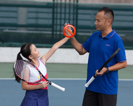 tennis corona