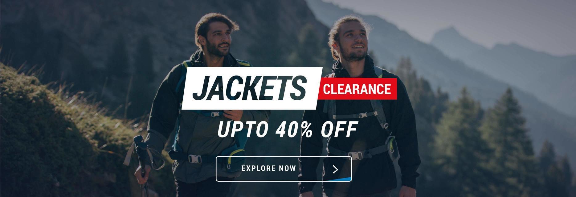 Decathlon Clearance Jackets