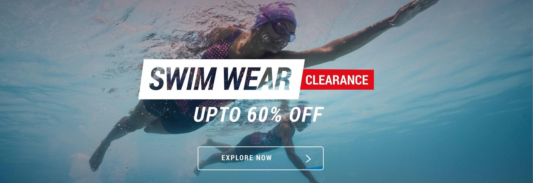 Decathlon Swim Wear Clearance