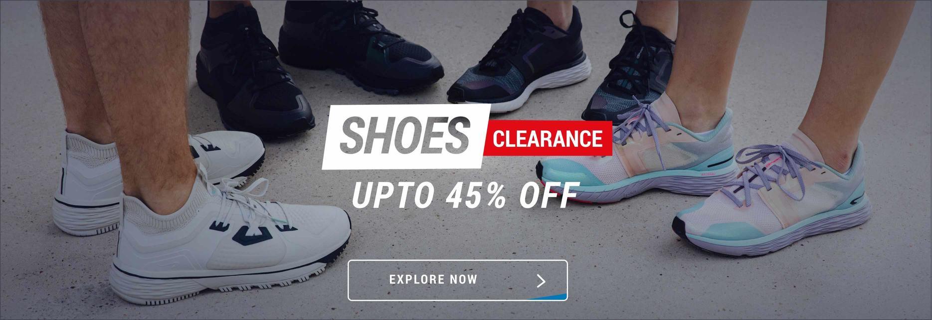 Decathlon Clearance shoes