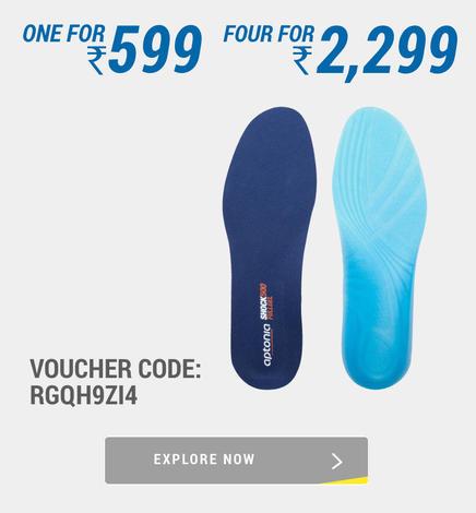 Decathlon Shoe Insoles