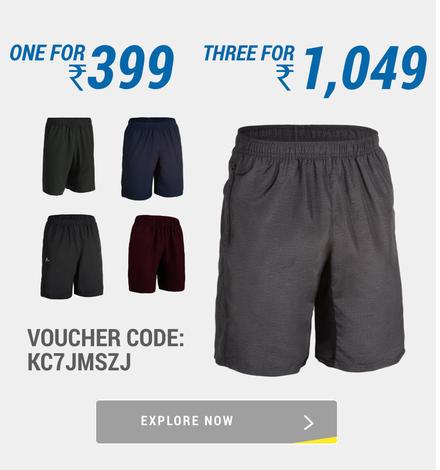 Decathlon Cardio Shorts