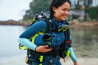 WHY DO YOU DIVE? - AMIE CHEUNG