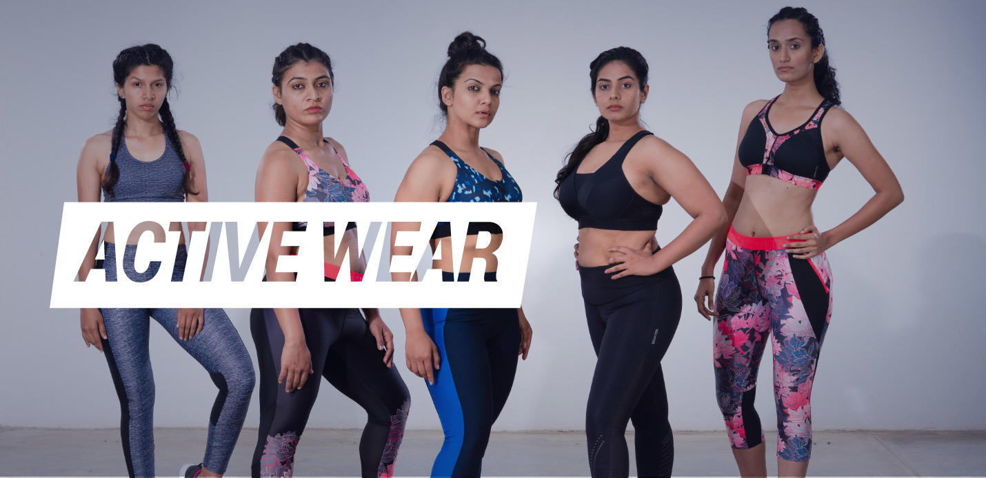 Pro Collage 3 Active Wear