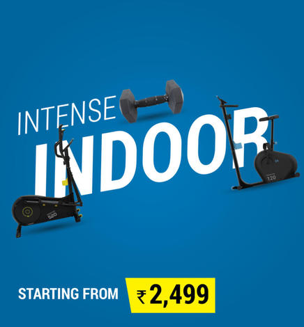 Decathlon Indoor Workout products