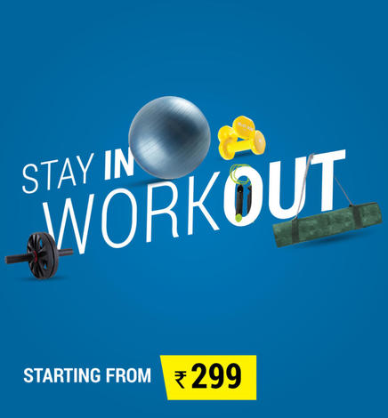 Decathlon Home Workout products