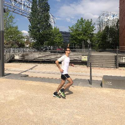Expert course à pied lyon confluence