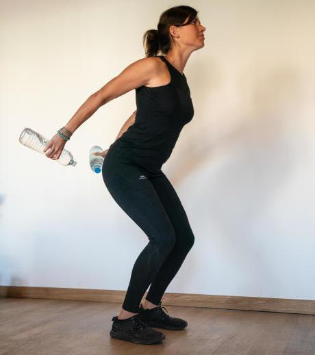 Water Bottle Strengthening